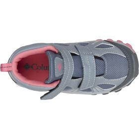 Columbia Peakfreak XCRSN Mid WP Chaussures Enfant, mountain/camellia